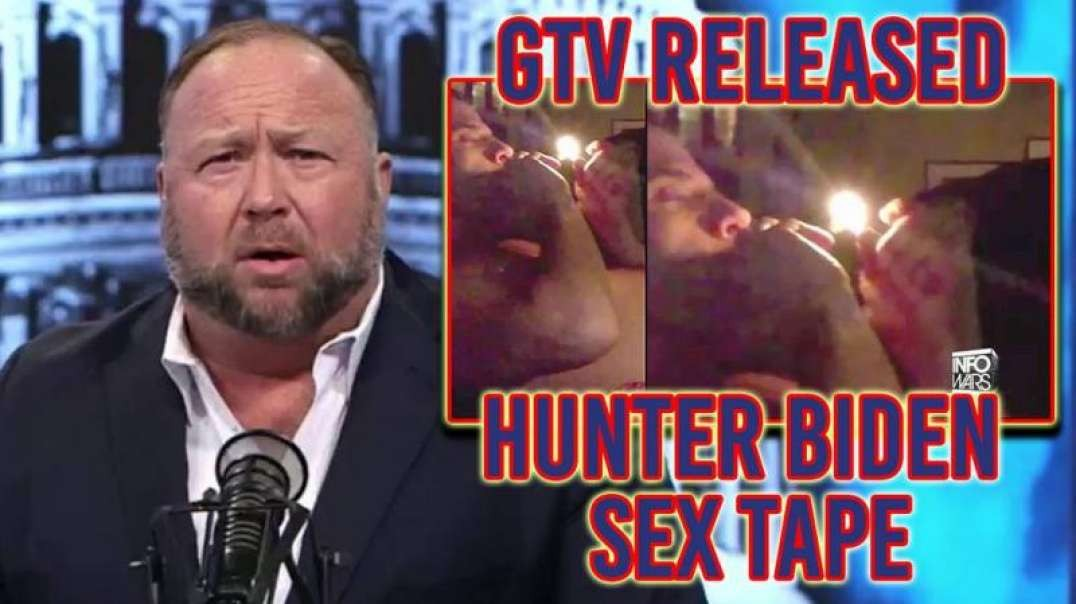 Exclusive - GTV Releases Hunter Biden Sex Tape Involving Crack Cocaine Use