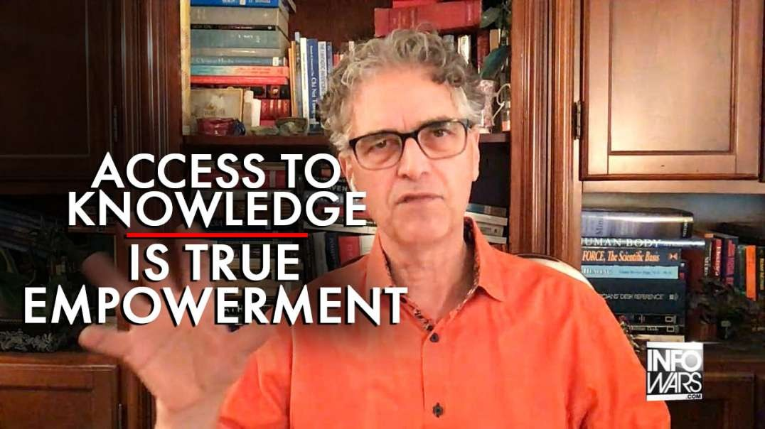 Access to Knowledge is True Empowerment