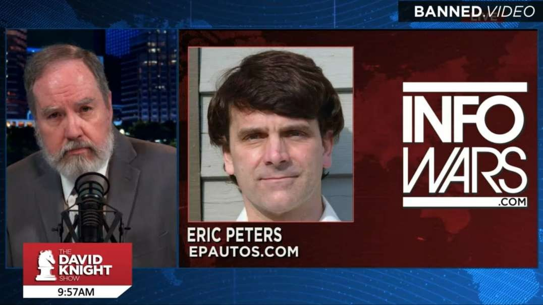 Eric Peters: From 55MPH National Speed Limit to Face Diapers & Car Bans