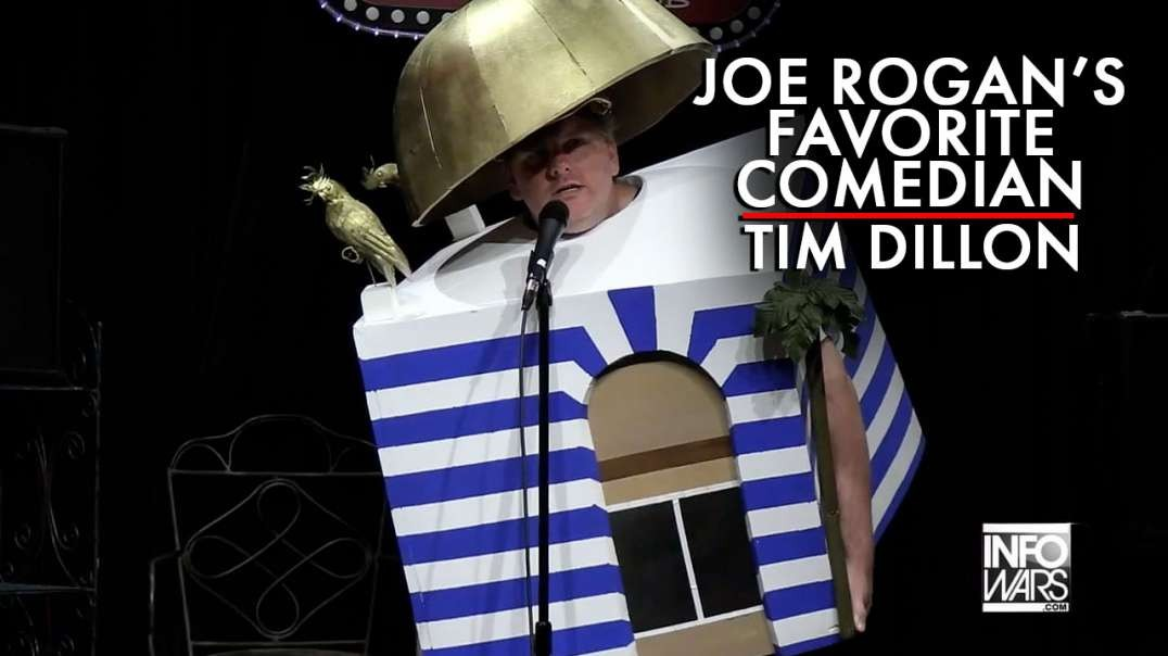 Meet Joe Rogan's Favorite Comedian Tim Dillon