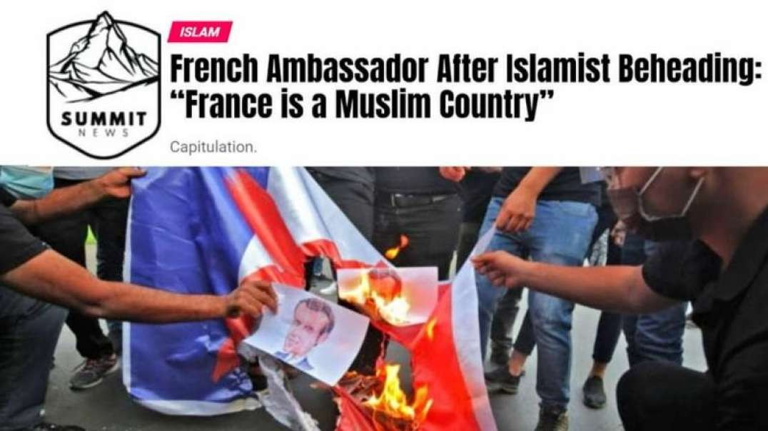 French Ambassador Say France Is A Muslim Country