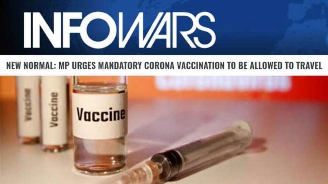 Mandated Vaccines by Martial Law, The Orderly Extermination of Humanity