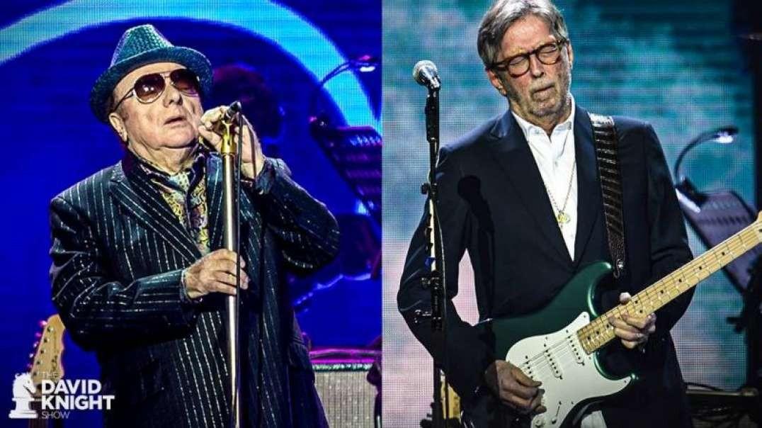 Killing Live Music? Van Morrison & Eric Clapton Fight Govt Tyranny