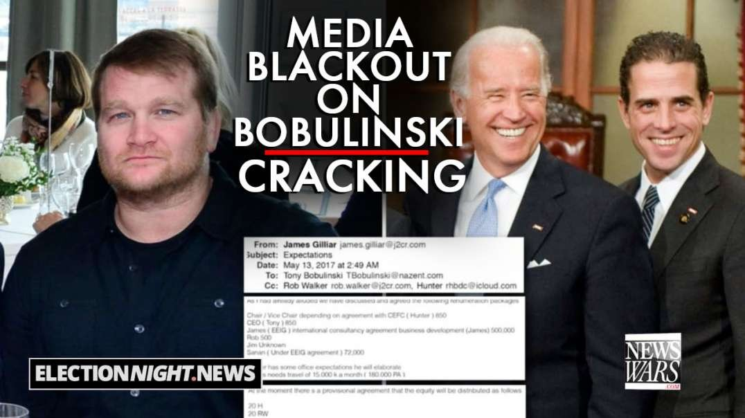 Media Blackout On Tony Bobulisnki Is Cracking as Great Reset Approaches
