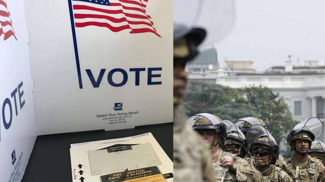 Governors Call Up Military for Election & Nursing Homes