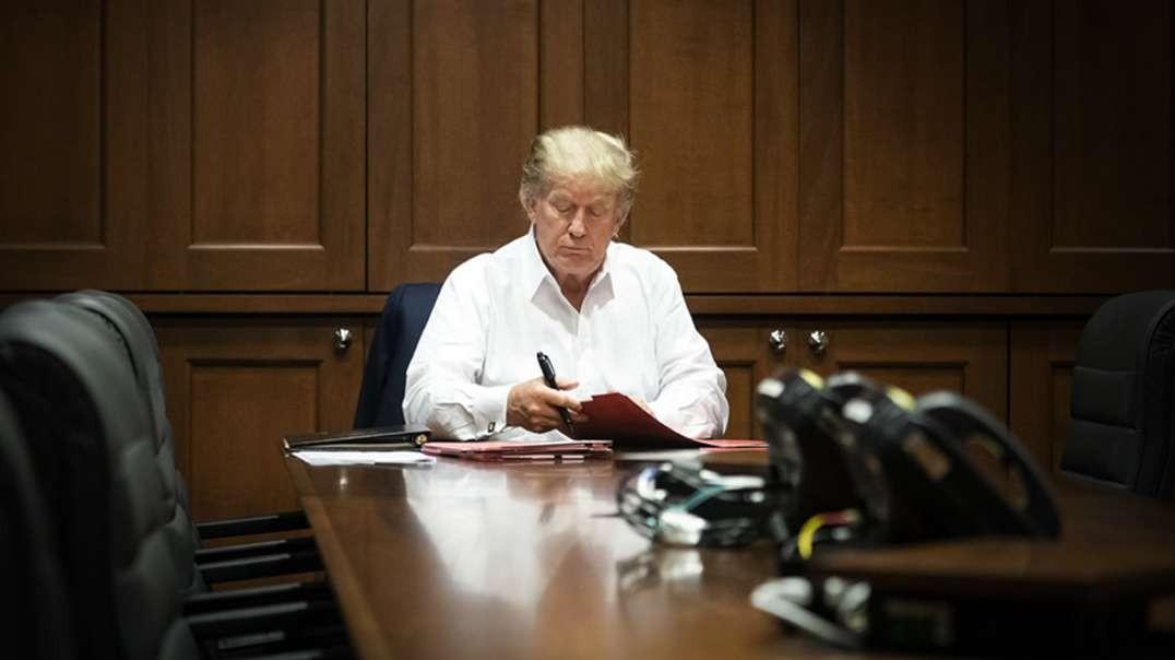 Did Trump's COVID Diagnosis Boost His Support?
