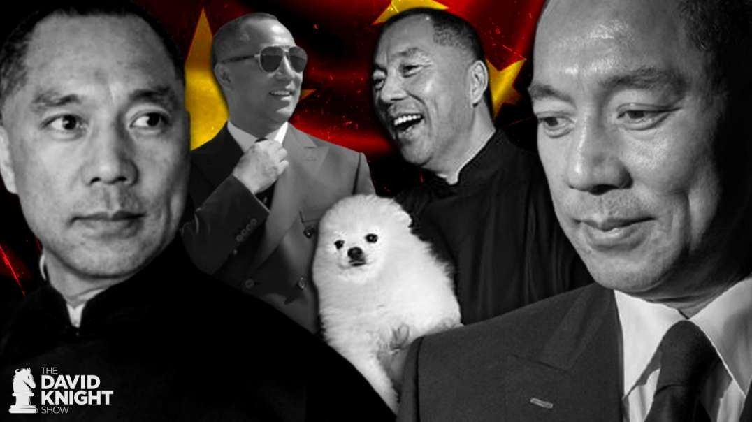 Behind Hunter's Crimes: The Chinese & US Mafia Wars