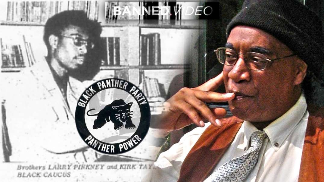 Founder Of Original Black Panthers Lays Out Racist, Communist Democrat Party And Calls For Unity