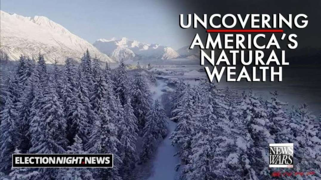Dr. Nick Begich Uncovers America's Natural Wealth