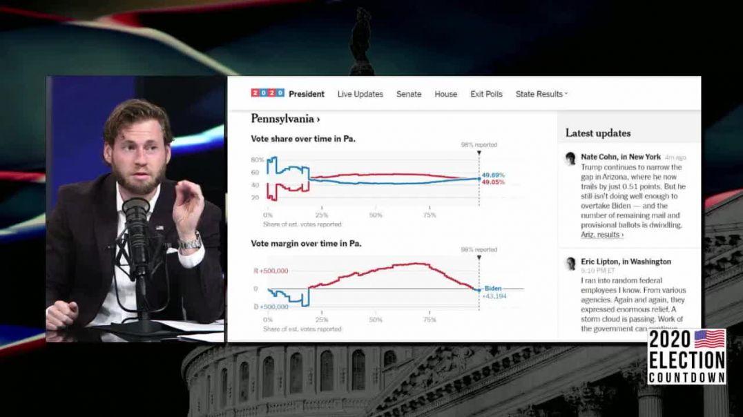 NPR Hilariously Describes Joe Biden's Miraculous Win