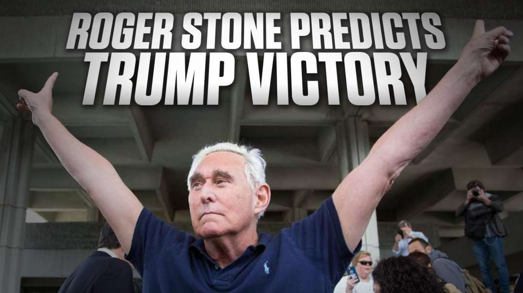 Roger Stone Predicts Trump Victory In Arizona And Pennsylvania