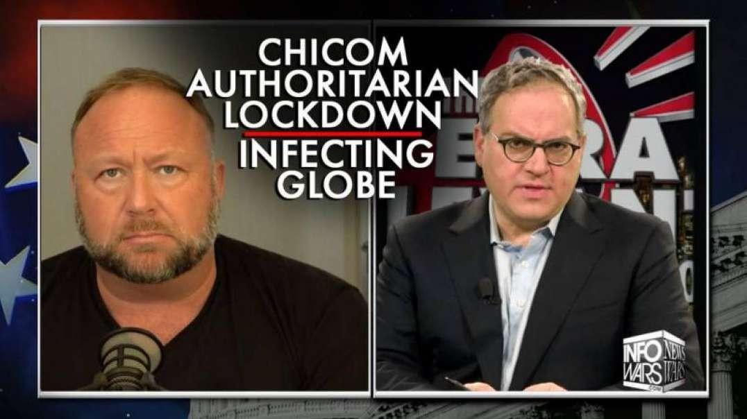 Investigative Journalists Expose ChiCom Style Authoritarian Lockdown Infecting the Globe