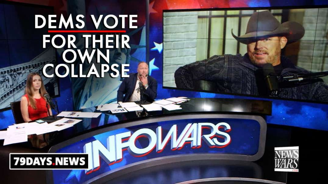 Useful Idiot Dems Duped Into Voting for The Instrument of Their Own Collapse
