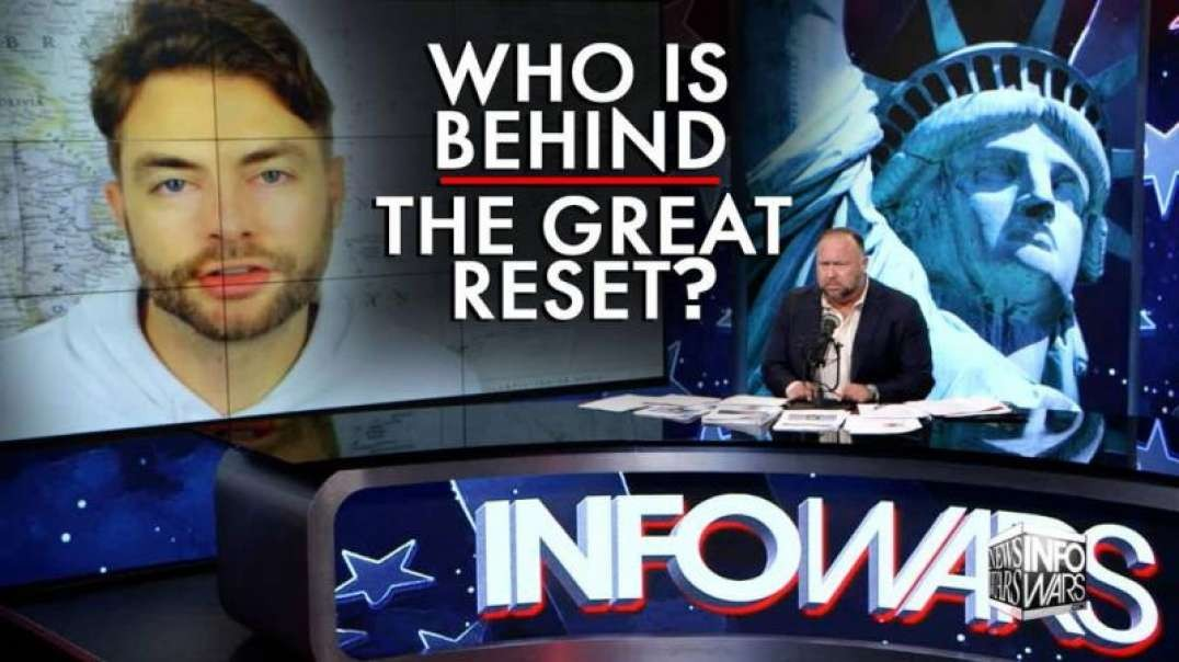 Learn Who is Behind the Great Reset