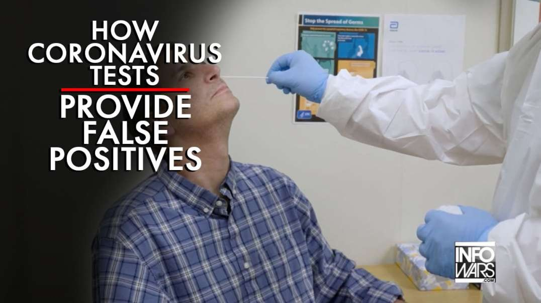 How The Coronavirus PCR Tests Are Providing False Positives