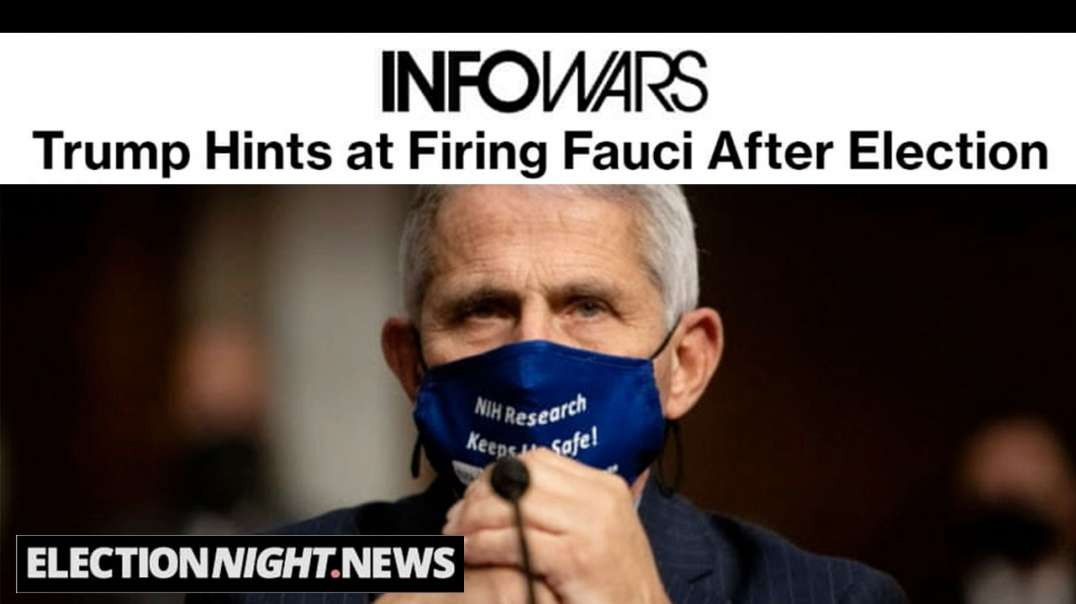Dr. Steve Piezcenik: Fauci Has to Go To Jail for Treason