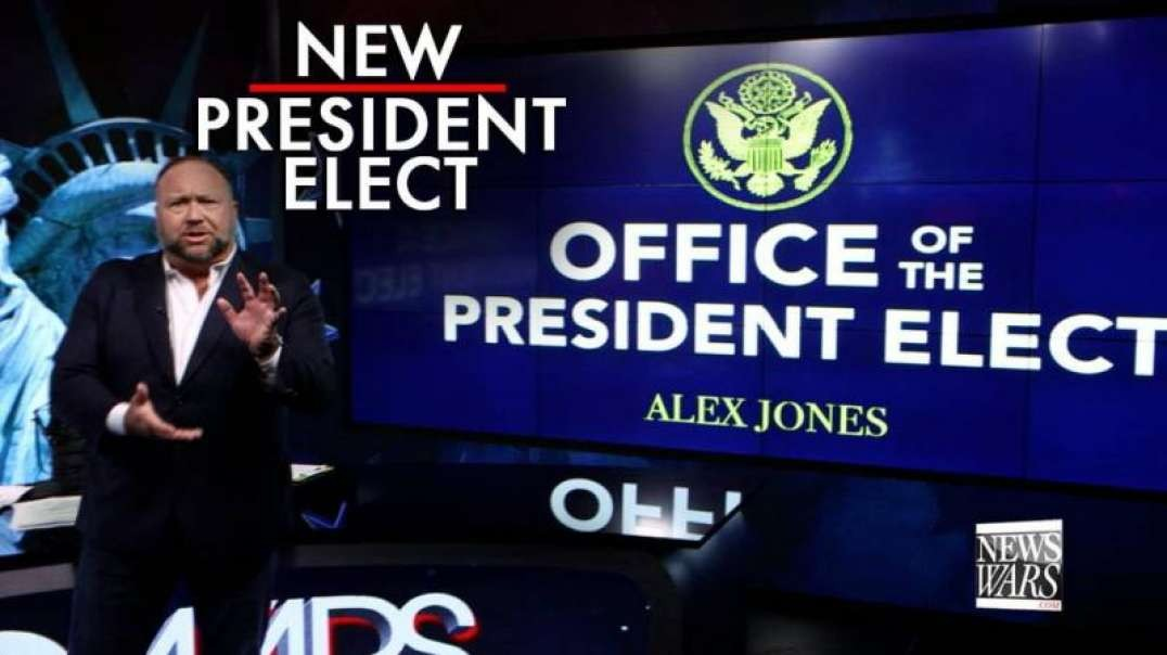 New President Elect Announced!