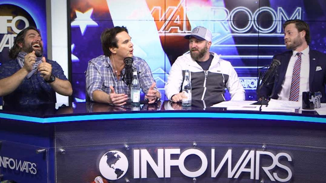 Drinkin' Bros And Infowars Make Their Final Election Predictions