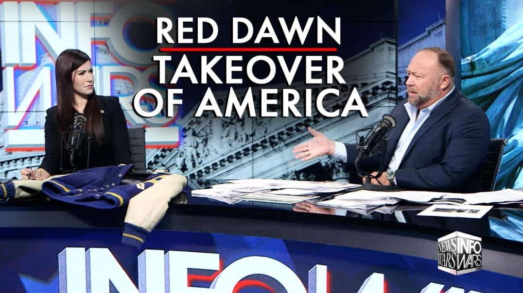 The Red Dawn Takeover of America with Amanda Milius