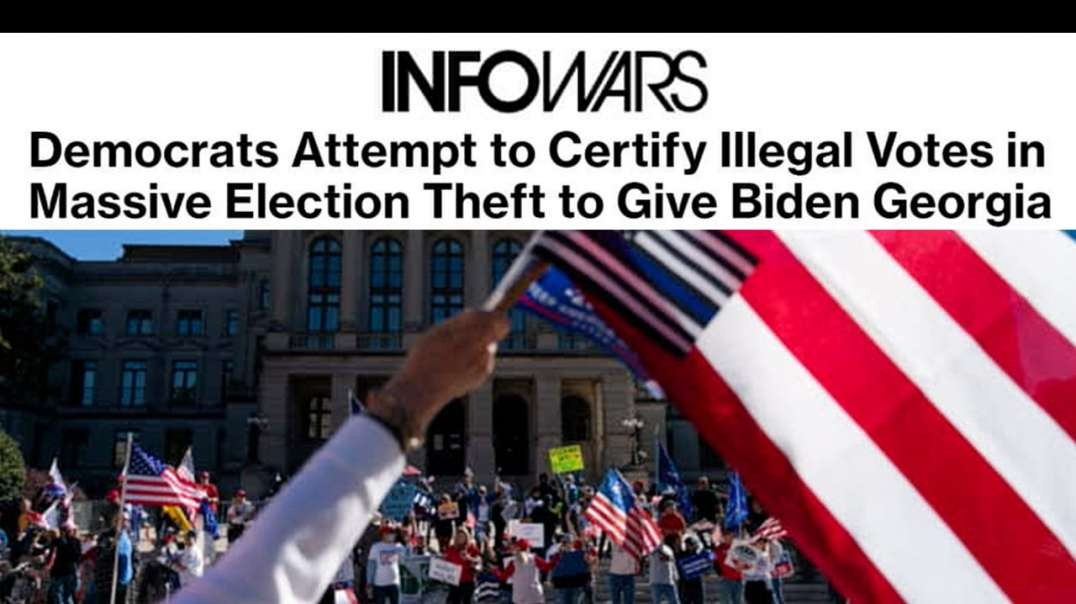Democrats Are Stealing Everything From You And Silencing Those Who Report On It