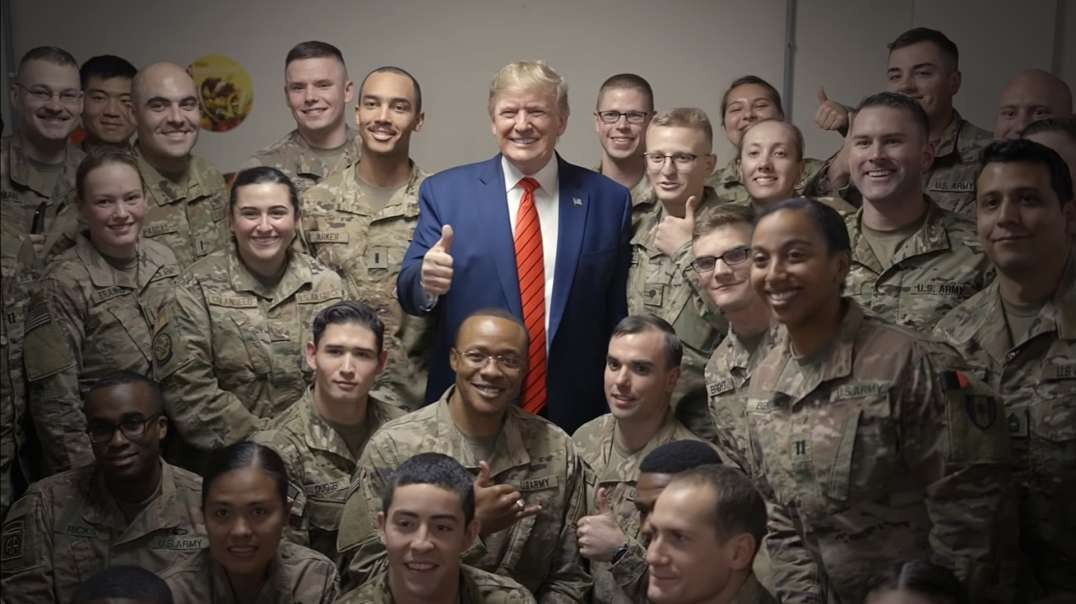 Veterans For Trump: Veterans Have Never Mobilized Behind A Candidate Like This Before