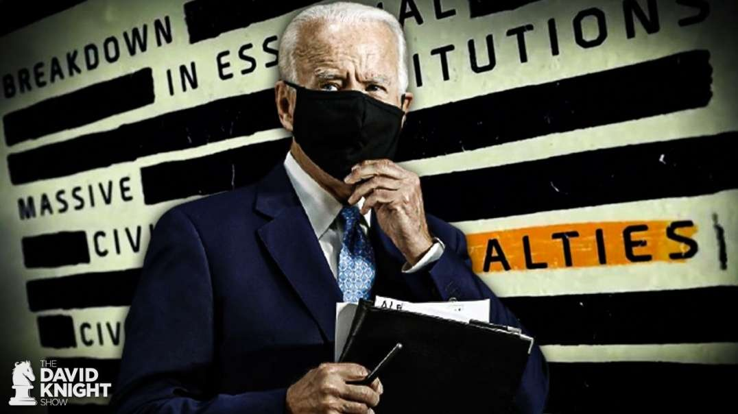 Biden Picks Man Behind Operation Dark Winter for Dark Winter 2.0