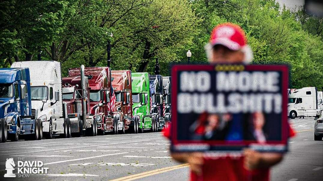 National Truckers Strike — Coming Nov 29