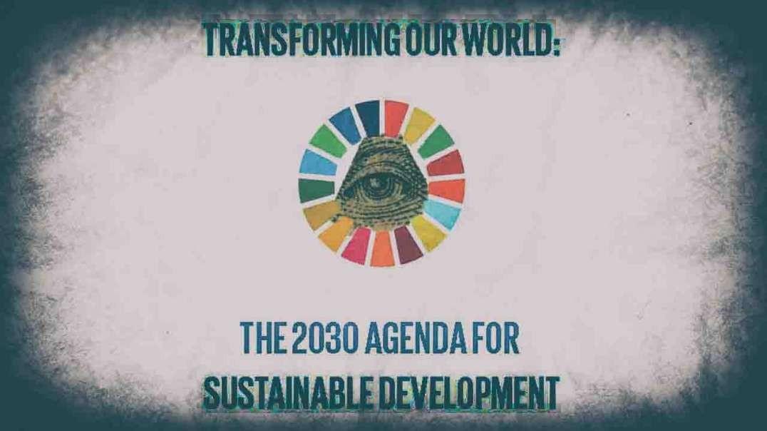 Agenda 2030 To Dismantle America