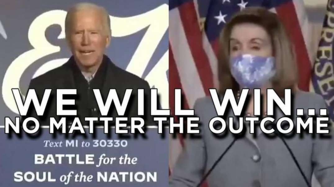 VIDEO: Biden Says He Doesn't Need Voters To Win