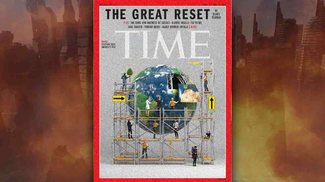 The Great Reset Is A Dystopian Nightmare