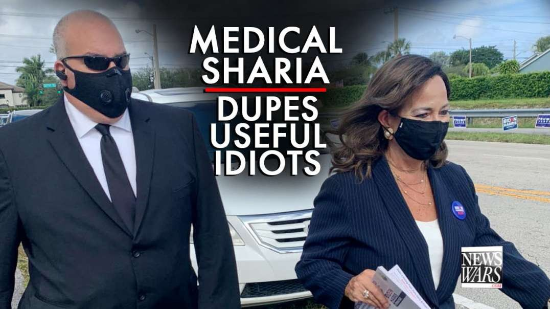 Kamala Harris Body Double Uses Medical Sharia to Dupe Useful Idiots