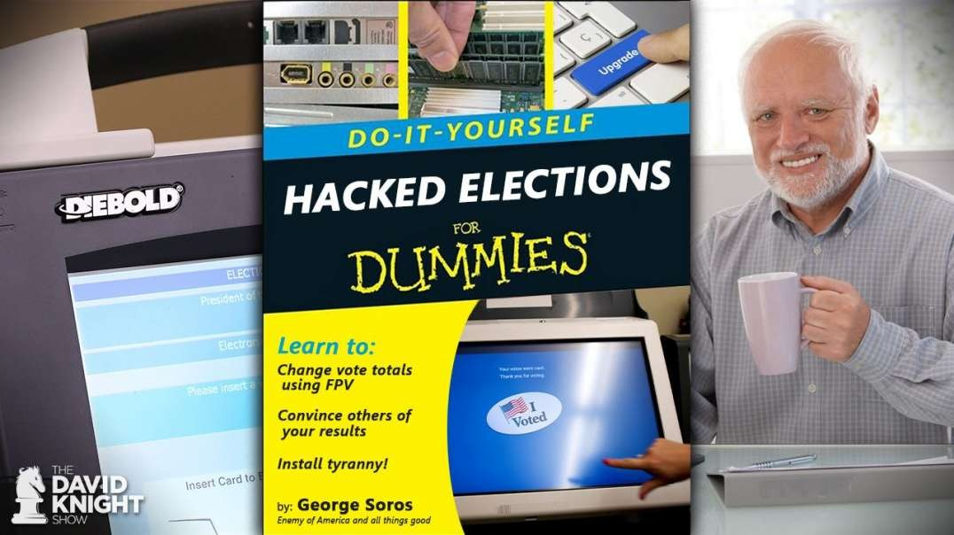 Electronic Voting For Dummies (and Crooked Politicians)