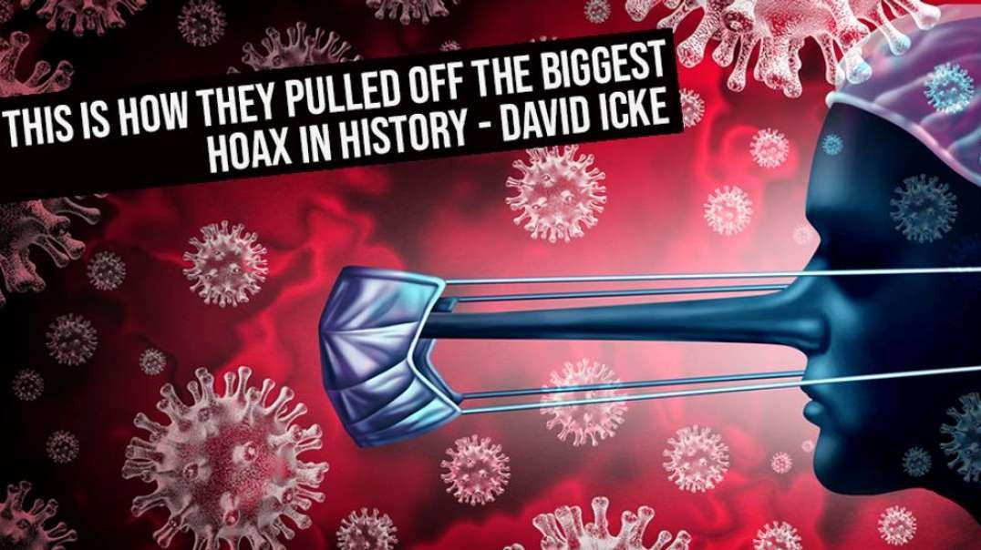 ⁣This Is How They Pulled Off The Biggest Hoax In History - David Icke