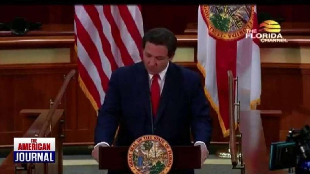 Ron Desantis Declares War On Big Tech - Big Media Is There to Fight Back