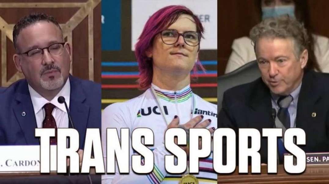 Trans Sports: ACLU Demands You Accept False Reality
