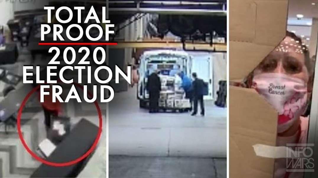 Jim Hoft Releases Total Proof of 2020 Election Fraud