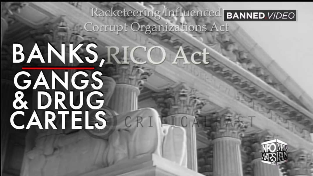 Banks, Gangs & Drug Cartels