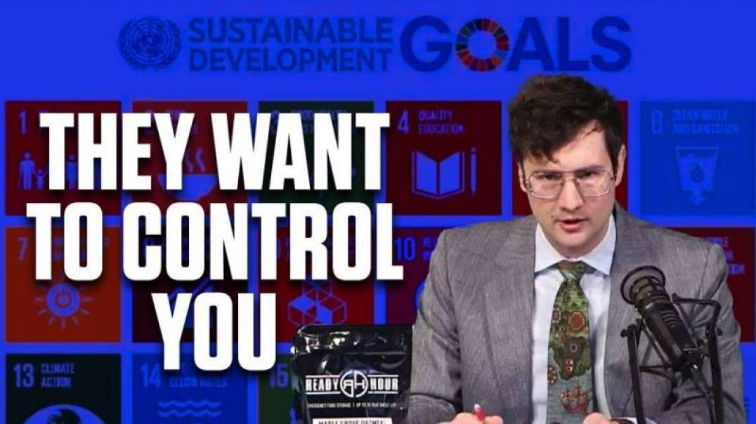 """Un Releases """"science based blueprint"""" That Says They Need Total Control"""