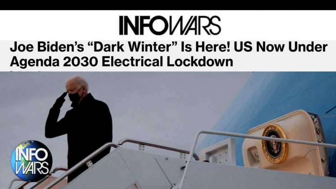 Great Reset Under Biden: Indefinite Rolling Blackouts