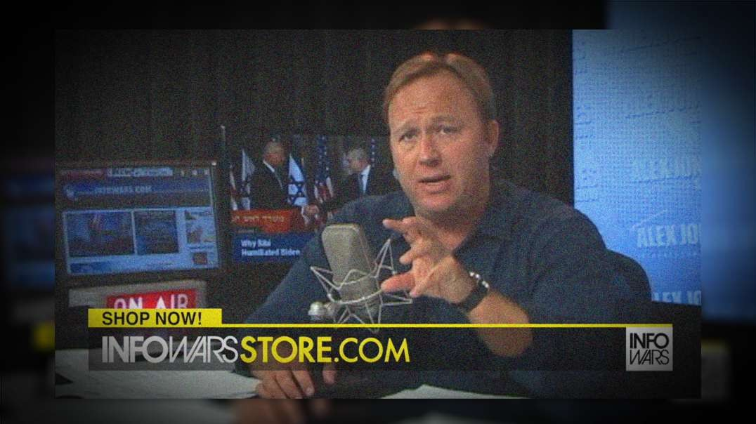 Alex Jones Warned You of The Plandemic 11 Years Ago