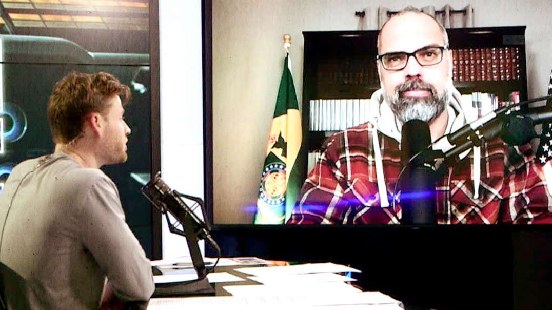 Top Brazilian Conservative News Channel Speaks Out In Exclusive Infowars Interview