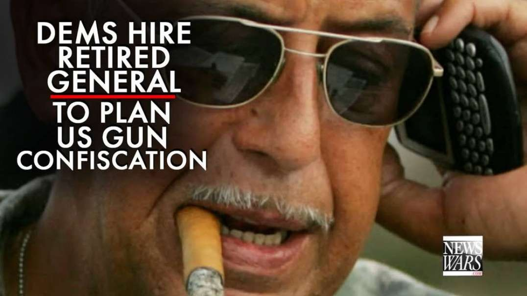 ⁣Video: Democrats Hire Retired General to Plan US Gun Confiscation