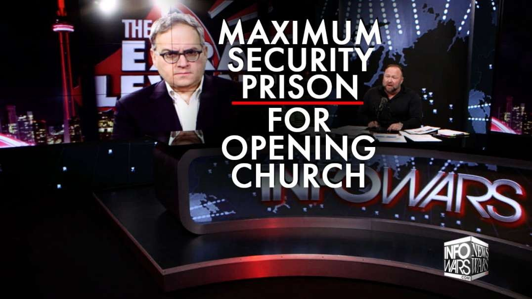 Canadian Pastor Held in Maximum Security Prison for Opening Church