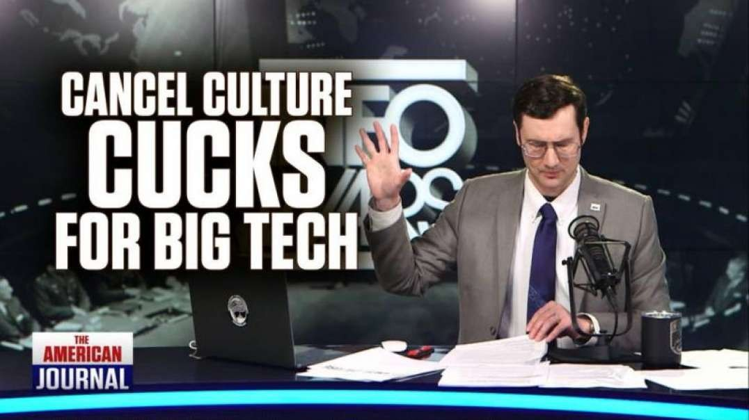 Cancel Culture - Just A Catchy Name For Corporate Censorship