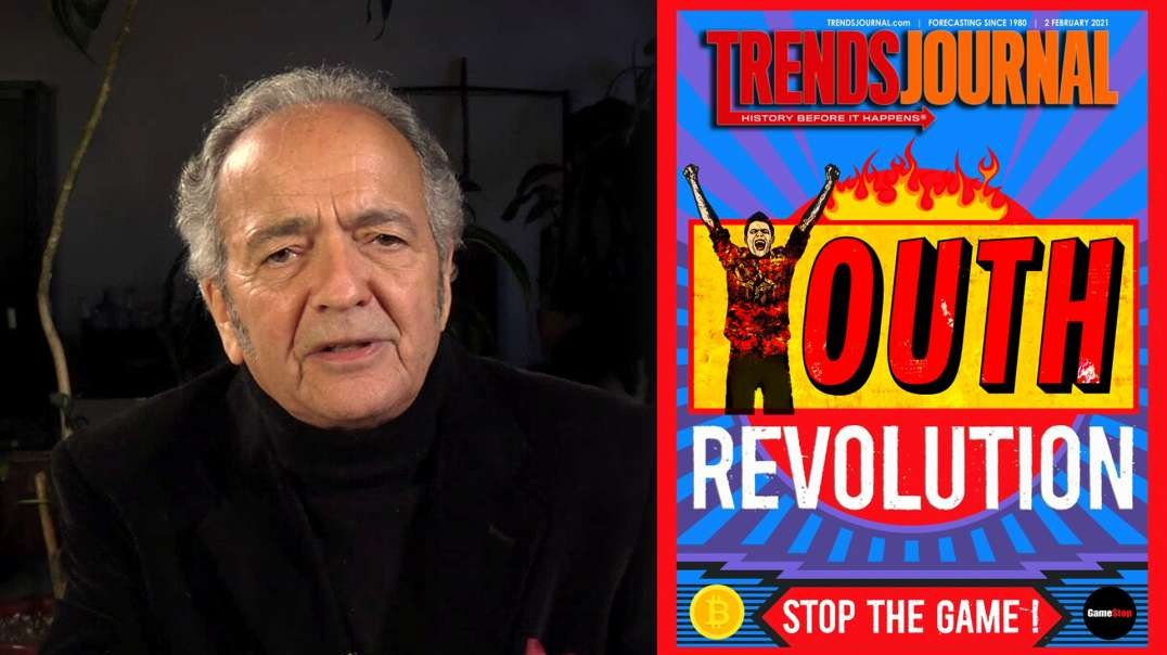 Youth Revolt Goes World Wide: No More Lockdowns, No More Rigged Markets
