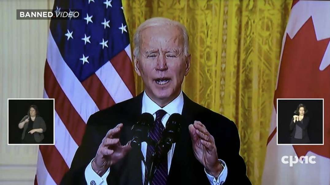 Watch: Joe Biden Pledges Himself to Operation Lockstep's Goal Of Cutting Off US Power