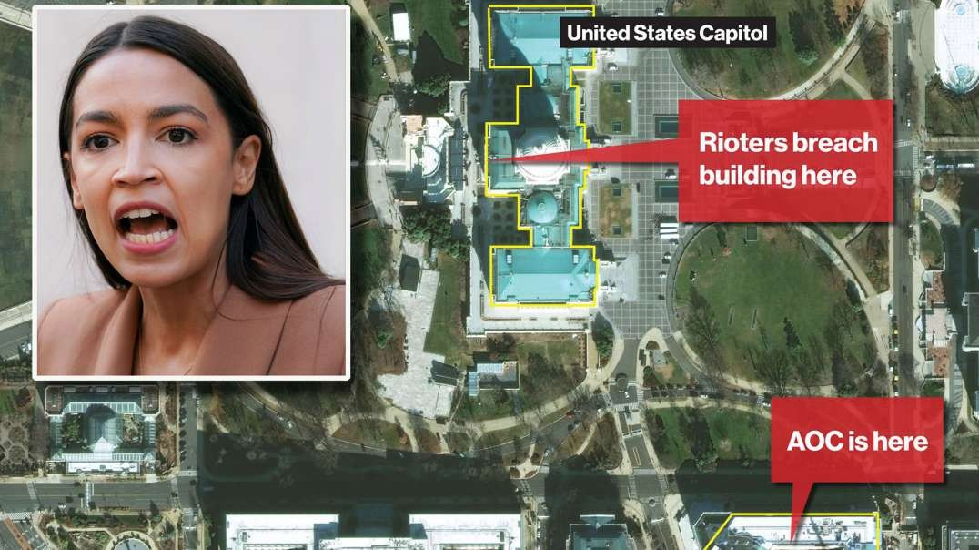 AOC's Massive Lies About January 6th Are Unraveling