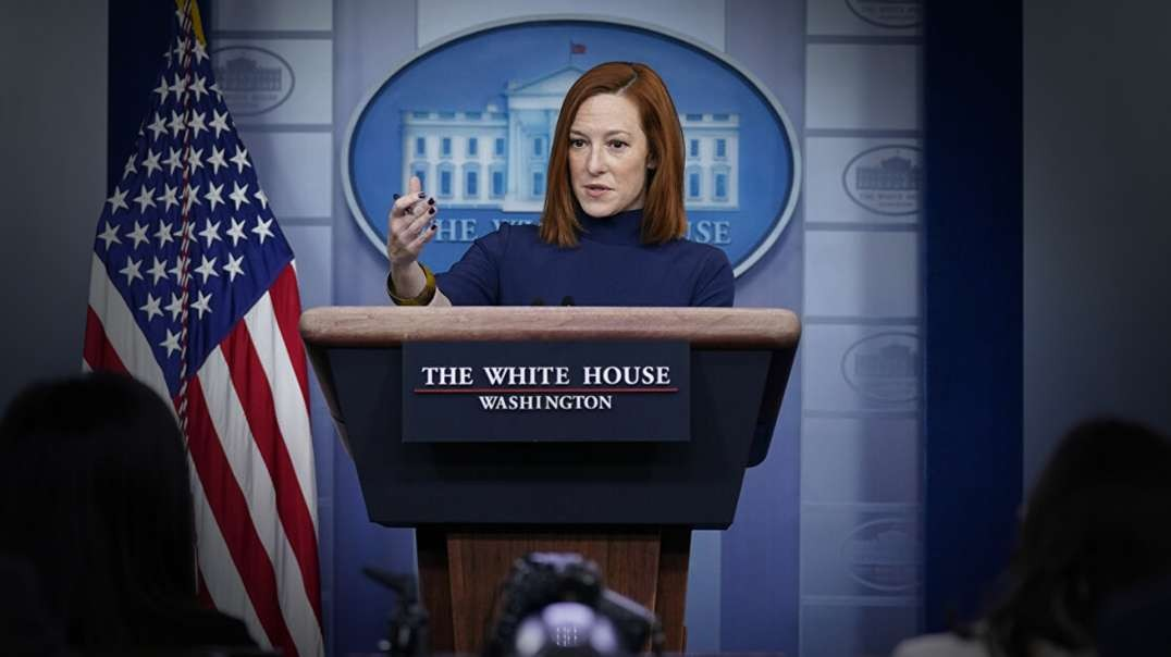 Jen Psaki Scoffs At Americans That Have Lost Their Jobs Since Biden Administration