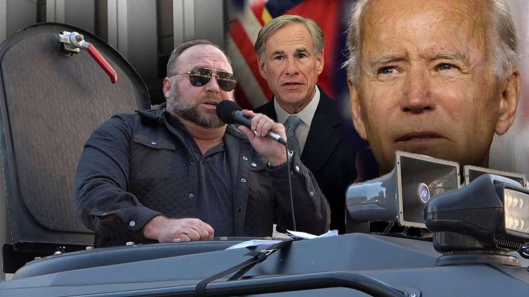VIDEO: Texas Demands Governor Abbott Confront Biden For Ordering Power Shut Down