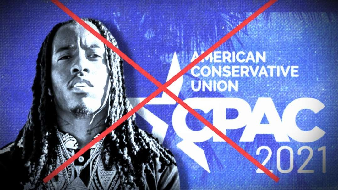 CPAC Cancels Young Pharaoh